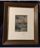 Coastal Light Reproduction By James Konzen - $23.36