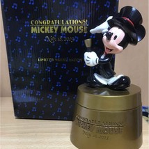 2003 Disney Store Japan MICKEY MOUSE LIMITED WRIST WATCH limited Serial - $113.85