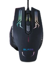 Actto GMSC-13 Blaze Gaming Mouse USB Wired 2400DPI 3000FPS image 2