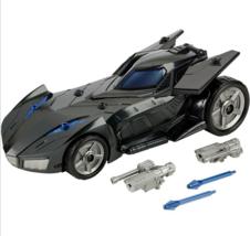 Batman Missions Missile Launcher Batmobile Vehicle PLUS 1 jumbo Batman pen - $34.64