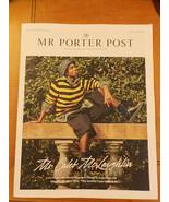 Mr Porter Post Fashion Newspaper Caleb McLaughlin; 10 Yr Trends; Wellnes... - $19.99