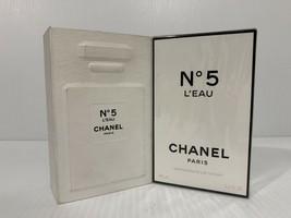 Chanel No 5 L'eau Perfume For Women Edt Spray 3.4 Oz 100 Ml New In Sealed Box - $121.46