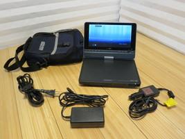 "Sony DVP-FX810 Portable DVD Player (8"")  Bundle - $102.49"