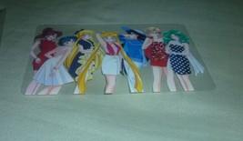 ULTRA RAREST Sailor moon BANDAI charamide part 2 Japan cel clear card pr... - $255.00