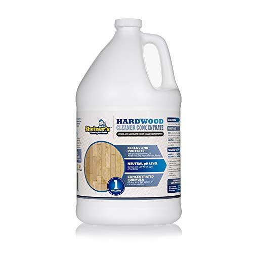 Sheiner's Hardwood Floor Cleaner Concentrate For Deep