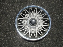 One factory 1993 to 1995 Chrysler Concorde LHS New Yorker hubcap wheel cover - $23.03