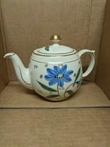 Vintage Shawnee Teapot Hand Painted - Read Description - $14.85