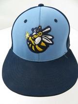 Bee Little League Logo? Fitted M/L Adult Baseball Ball Cap Hat - $12.86