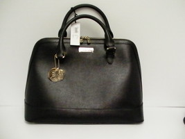 Versace collection handbag viteello stampa saffiano leather large size - $494.95