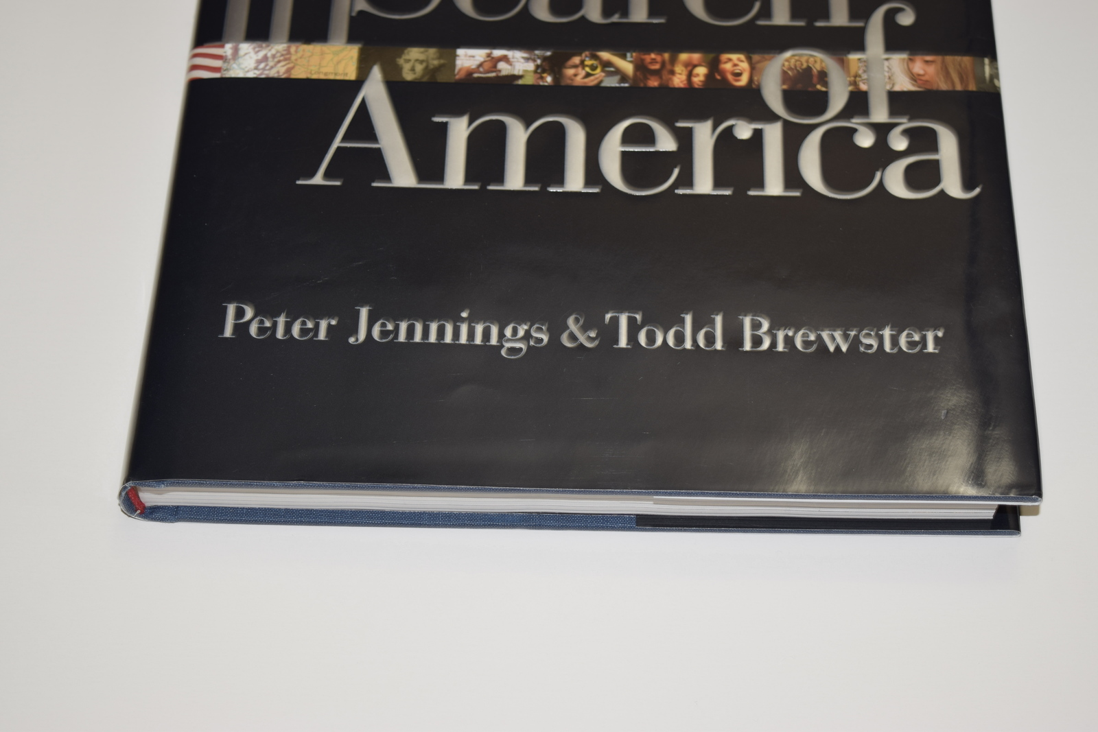 In Search of America By Peter Jennings & Todd Brewster image 3