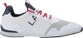 Lacoste Men's Premium Sport Menerva Elite 120 CMA Textile Sneakers Shoes image 10