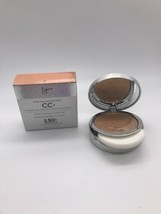 It Cosmetics Your Skin But Better CC+ Airbrush Perfecting Powder ~ Tan ~ .33 oz - $19.59