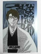 Bleach Cover Art Postcard Collection Sosuke Aizen Tite Kubo Jump Festa 2... - $24.74