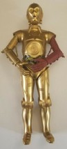 "C-3PO Red Arm 12"" Hasbro Star Wars Force Awakens 1/6 Scale-Protocol Droi... - $17.60"