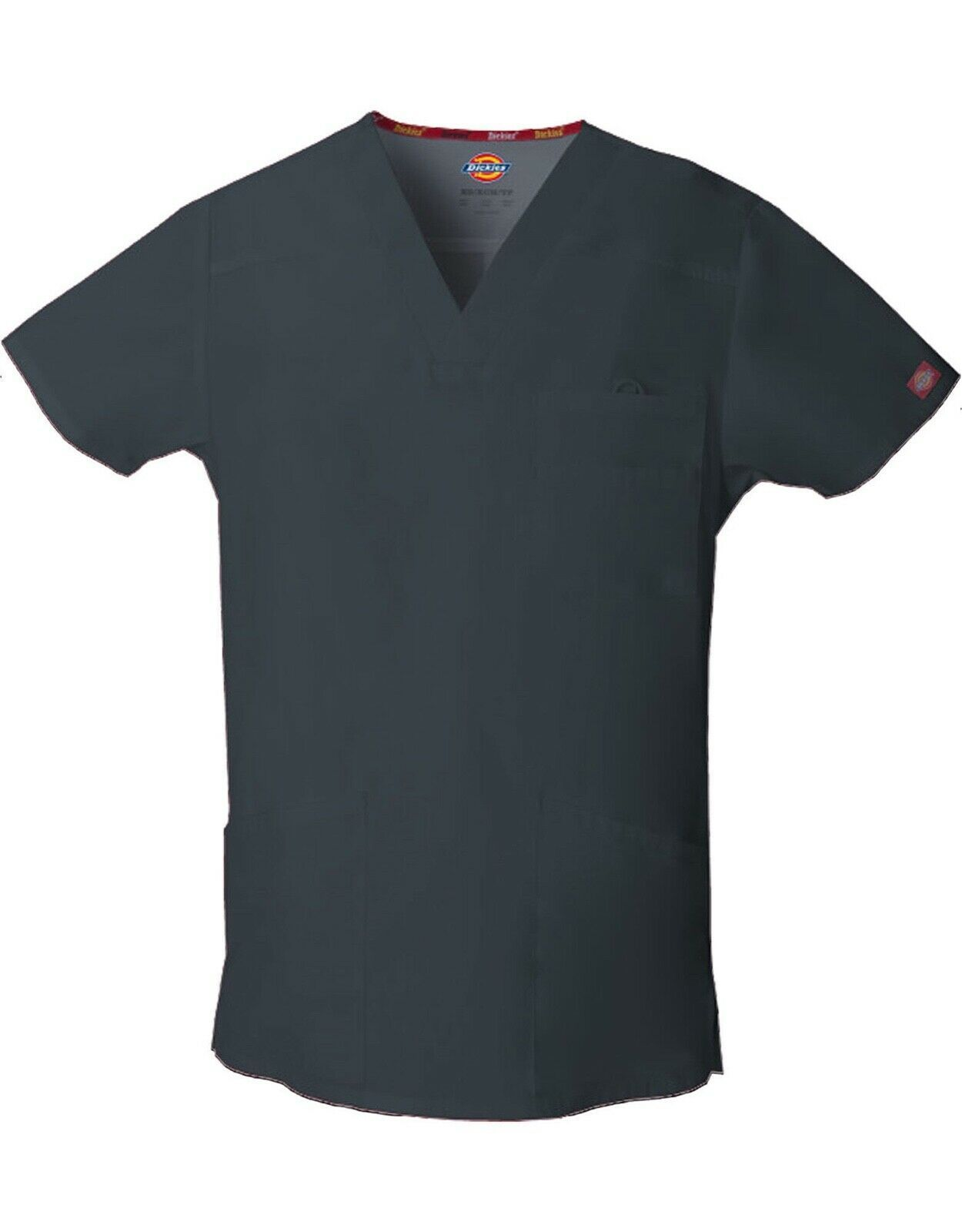 Primary image for Men's EDS Signature V-Neck Scrub Top, Pewter Gray