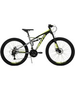 """Men's 26"""" Oxide Mountain Off Road Trail Bike 21-Speed Bicycle, Dual Susp... - $290.95"""