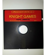 "Commodore 64 Mastertronic Knight Games C64 5.25"" floppy disk 1986 - $9.77"