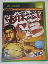 Xbox - Nba Street V3 (Complete With Manual) - $12.00