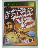 XBOX - NBA STREET V3 (Complete with Manual) - $20.00