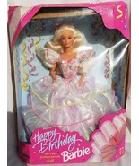 Mattel Happy Birthday Barbie 1995 Vintage Doll Prettiest Present of All ... - $29.69