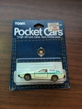Tomica Tomy Pocket Cars Lotus Elite No. F47 S=1/63 Made In Japan - $39.60