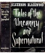 1954 UK ALGERNON BLACKWOOD TALES SUPERNATURAL HORROR TERROR GHOST STORIE... - $117.81