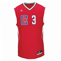 NBA Los Angeles Clippers Chris Paul #3 Men's Replica Jersey, Large, White - $29.82