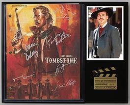Tombstone Ltd Edition Reproduction Movie Script Cinema Display C3 - $80.70