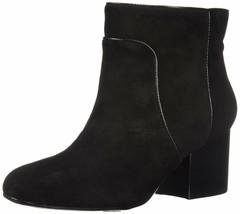 Aerosoles Women's Compatible Fashion Boot 9 Black Suede - $40.10