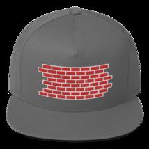 brick by brickhat / brick by brickFlat Bill Cap image 4