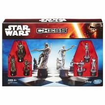 Star Wars Edition Chess Hasbro Disney - $43.56