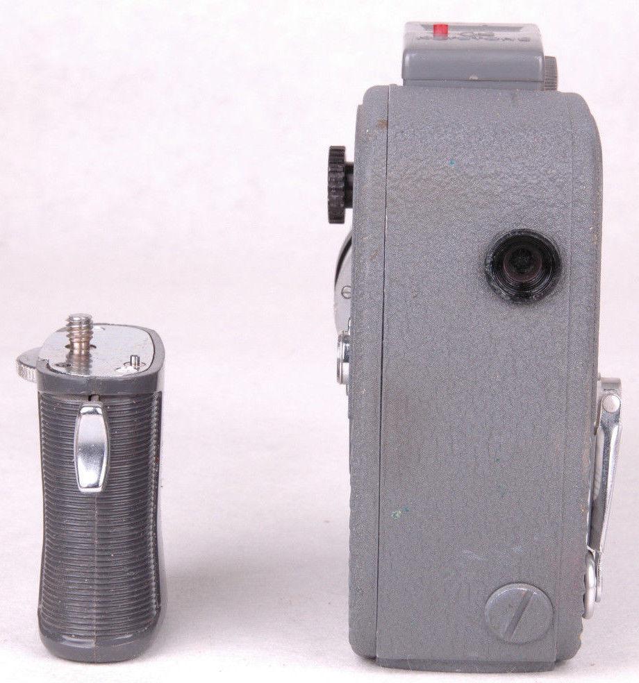 Vtg Keystone K-606 8mm Movie Camera-Zoom and 50 similar items