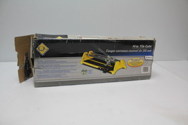 "QEP 10214-6 14"" Tile Cutter Used - $12.99"