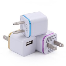 Wall Charger 3-Pack Universal 1.0 AMP Home AC USB Power Charger Adapter - €4,46 EUR