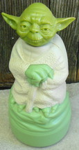 Vintage 1980 Star Wars Yoda Esb Empire Strikes Back Empty Shampoo Soap B... - $24.99