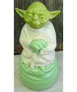 Vintage 1980 Star Wars Yoda Esb Empire Strikes Back Empty Shampoo Soap B... - $24.99