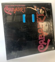 Vinyl Record Musical Cabaret AB-752-A LP ABC Liza Minnelli 1972 Soundtrack - $12.00