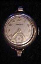 Miniature Women's Hand Winding Benrus 15j Pendant or Wrist Watch Model AY 2 - $25.00