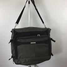 WORLD BOUND Garment Bag Luggage Grey with Black Trim 21 inches - $686,25 MXN