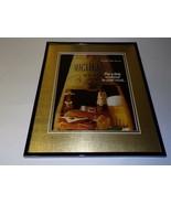 1982 Michelob Beer Framed 11x14 ORIGINAL Vintage Advertisement - $32.36