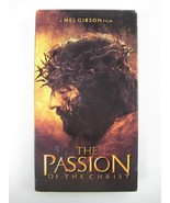 The Passion of the Christ (VHS, 2004) Directed by Mel Gibson - $11.47