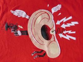 Music Showcase St Louis Band June 7th Point RFT Mens T-Shirt Size L - $8.90