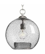 Progress Lighting P500063-009 Malbec One-Light Pendant, Grey - $135.36