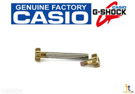 Casio G-Shock Gravity Master GPW-1000GB-1A Watch Band Screw Gold Male/Female Set - $51.10