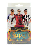 2017-18 Panini Select Soccer Box 20 Cards Retail Exclusive Sealed - $12.50