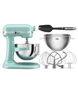 KitchenAid Professional Plus 5 Quart Bowl-Lift Stand Mixer w/Bundle RED ... - $549.00