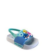 Nickelodeon Baby Shark Infant Boy Sandal Slide Blue Size 5 - $19.99