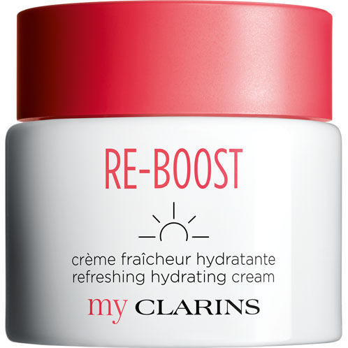 Clarins My Clarins RE BOOST Refreshing Hydrating Cream moisturizer for normal sk