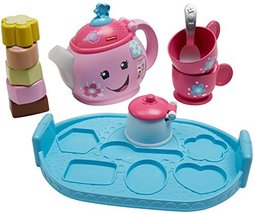 Fisher-Price Laugh & Learn Sweet Manners Tea Set image 4