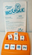 Boggle Jr Hasbro Parker Bros Preschool Game tray letters dice instruct r... - $19.95